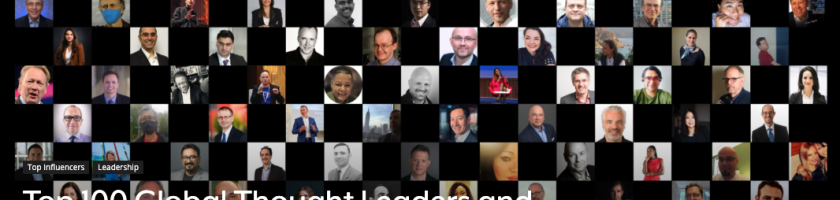 Karl Smith Top 100 Global Thought Leaders and Influencers to Follow in 2020